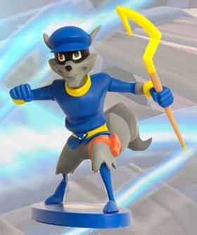 Sly Cooper Stuffed Animal, Merchandise